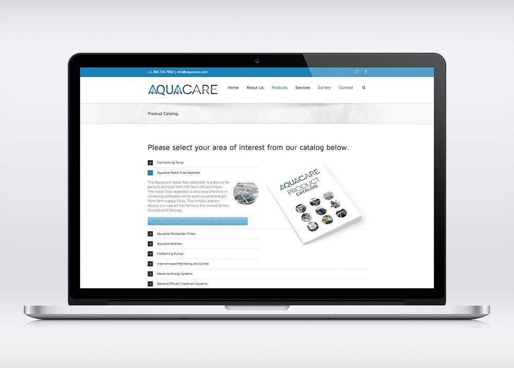 AquaCare UI Design