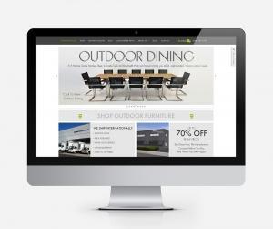 Teak Warehouse UI Design