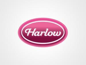 Harlow logo Design