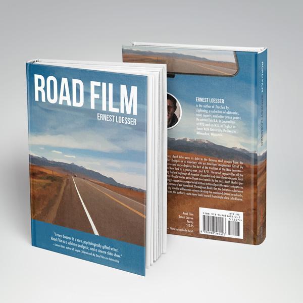 Road Film Book Design