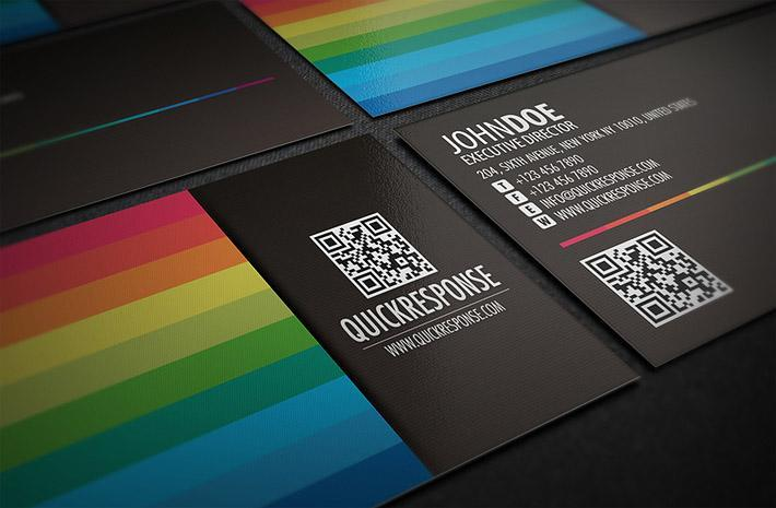 qr business cards qrin for a treat with these gems just in case you need a quick refresher a quick response qr code is a two