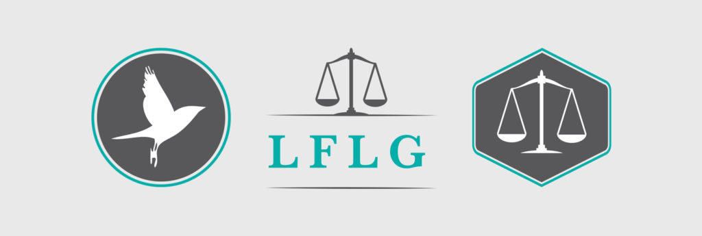 Levine Family Law Group Coordinated Icon Design