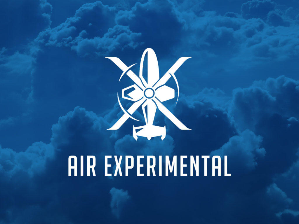 Air Experimental Logo Design