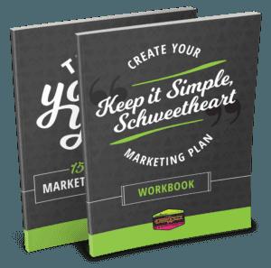 Create Your Marketing Plan Workbook