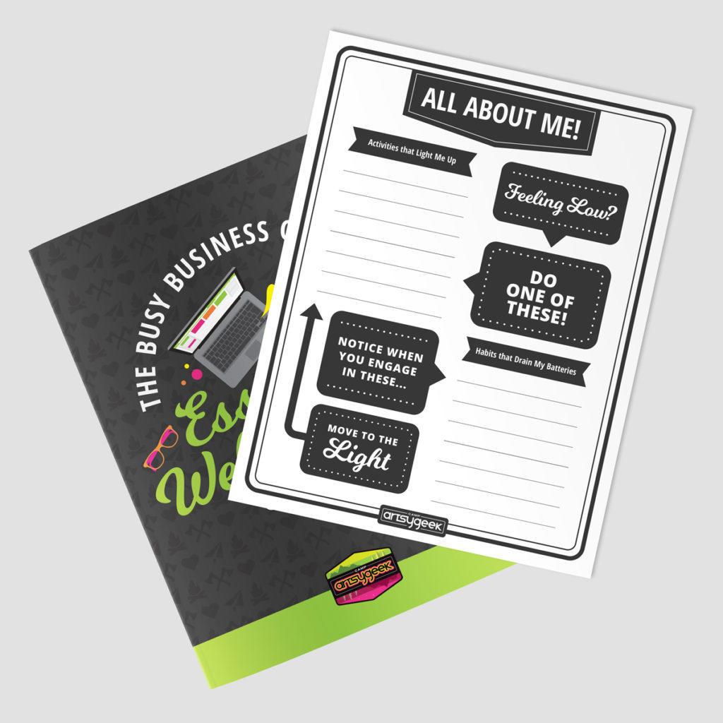 Essential Website Info Cheat Sheet