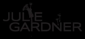 Julie Gardner Logo Design
