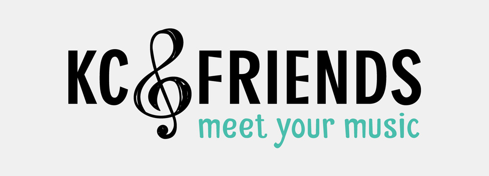 KC & Friends New Logo