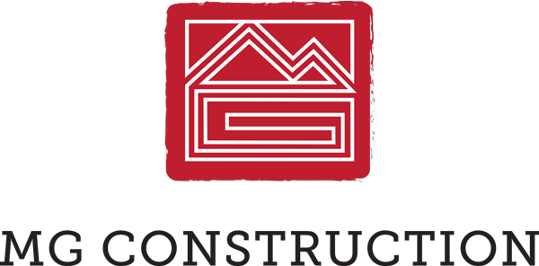 MG Construction Logo Design