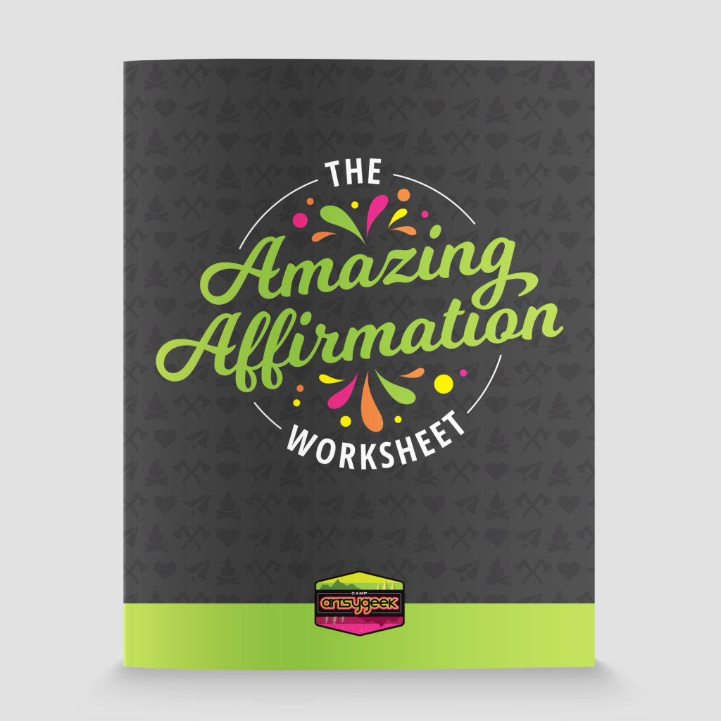 The Amazing Affirmation Worksheet